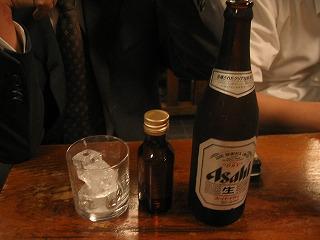 焼酎とビール比較
