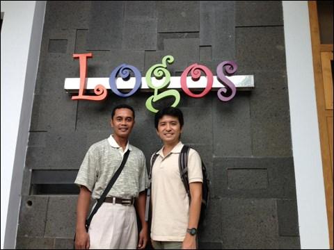 インドネシアの旧友との17年ぶりの再会
