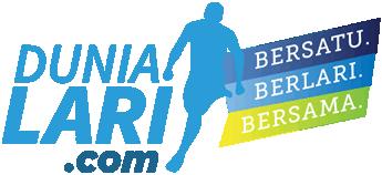 ウェブサイト「ドゥニア・ラリ(dunia lari)」のロゴ