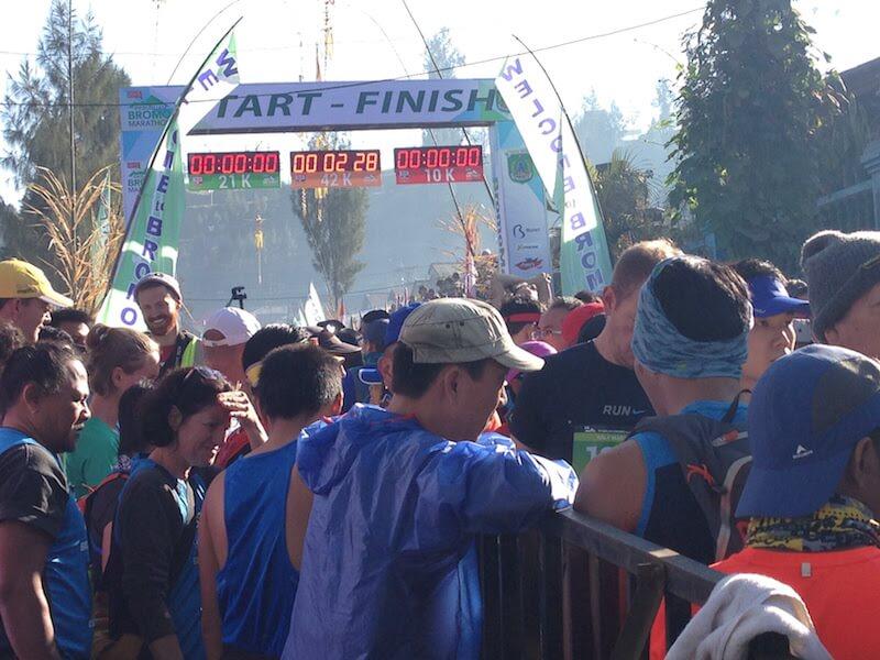 ブロモ・マラソン2015