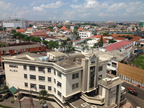 スラバヤ ホテル・マジャパヒト Hotel Majapahit