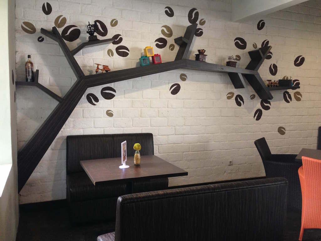 インドネシア・マランのオシャレなカフェ