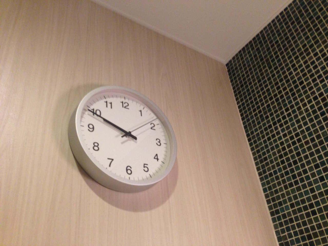 羽田空港・国際線到着ロビーのシャワーサービス