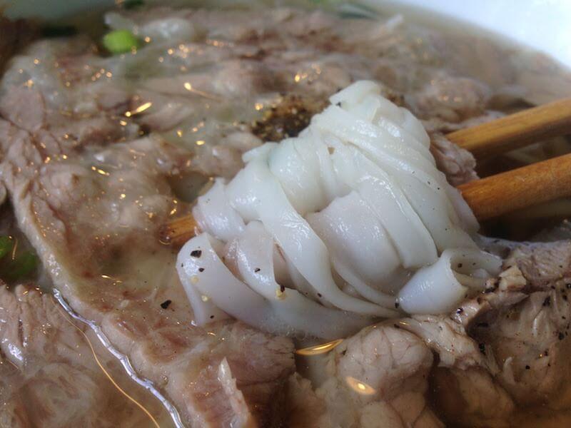 「Pho Xua」ベトナム・ホイアンで最もおいしい激ウマの「フォー」が味わえる店