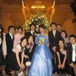 横浜ロイヤルパークホテルで開催された、社員の素敵な結婚披露宴へ!