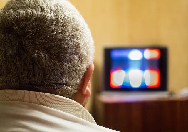 テレビ依存