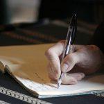 目標は、紙に書き出せば実現するか?(1)