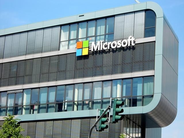 マイクロソフトのオフィス