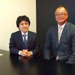 「日本一背の高いアナウンサー」子守康範さんに会ったら身長差に驚き