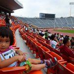 親子ラン|新宿トリムマラソンで、2歳の娘と2キロを走る!