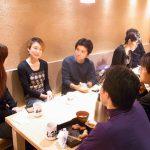「築地朝食会」で「ネゴの法則」著者の松本ちあきさんに会ってみた