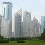 海外旅ラン|上海・浦東地区での早朝ラン。この景色を見よ!