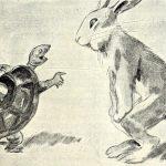 ウサギとカメは真理!|誰にもできることを誰にもできないくらい継続