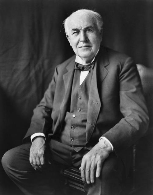発明王 エジソン