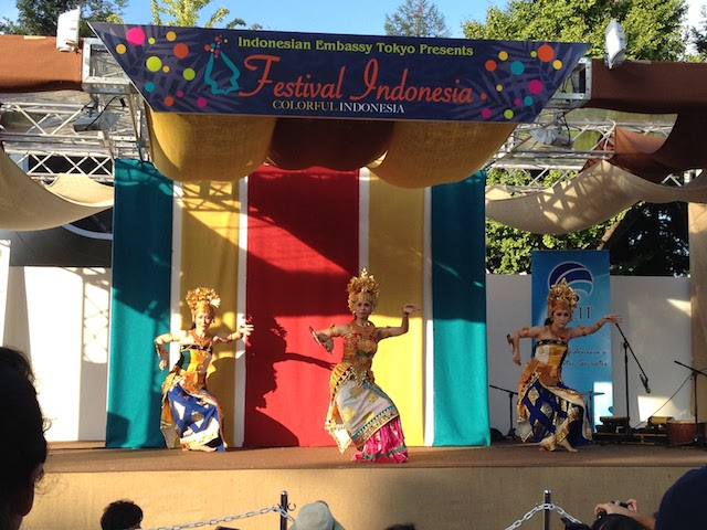 インドネシアフェスティバル2012