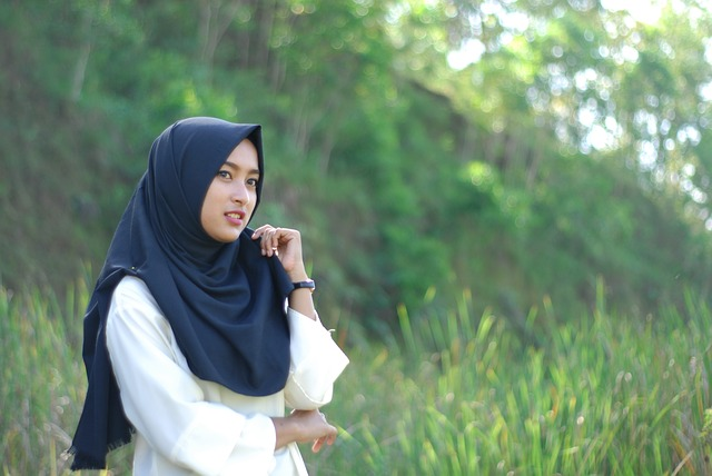 イスラム女性 インドネシア
