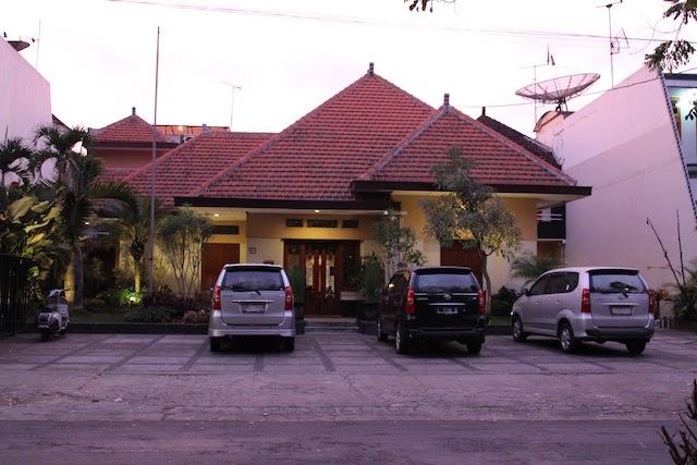 東ジャワのマランにあるゲストハウス