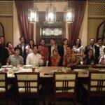 ジャカルタで経営者が集う食事交流会に参加してみたよ