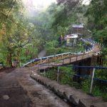 ジャワの素朴な絶景に感動。朝のジョギングで道を少しだけ奥に入ってみた結果