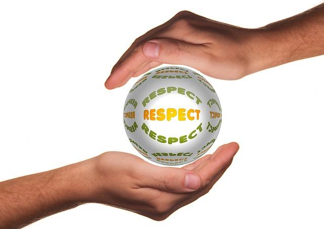 尊敬 リスペクト 上限関係
