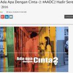 インドネシアのヒット映画「ビューティフル・デイズ」の続編が2016年4月に公開へ