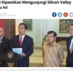 ジョコウィ大統領がシリコンバレーへ|インドネシアIT産業への影響は?