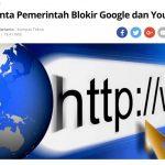GoogleとYoutubeのブロック問題|インドネシアムスリム団体の要求とは?