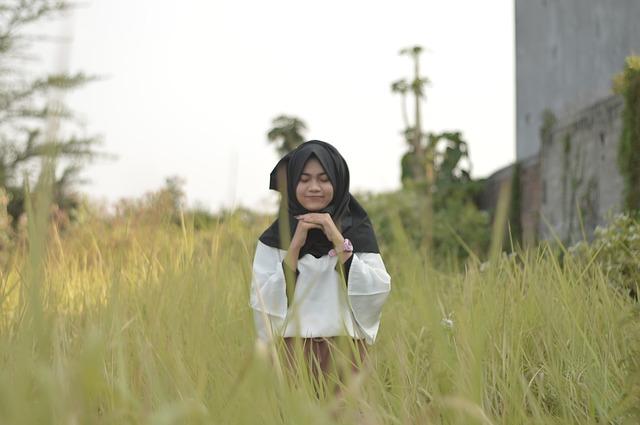 インドネシアの女性