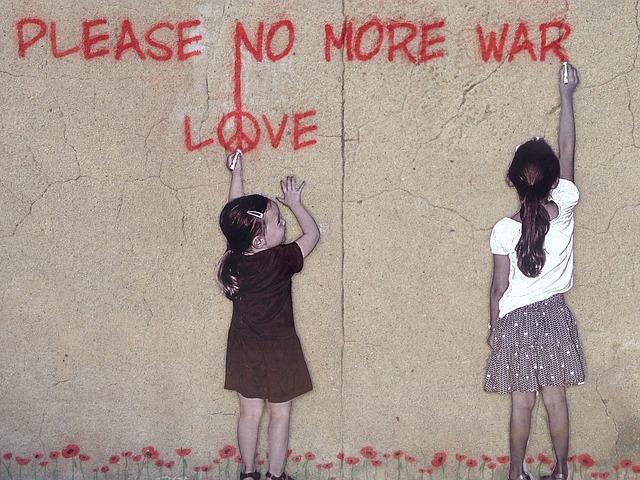 平和を願う