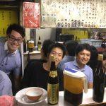 武者修行プログラム「2016 年末第1ターム」卒業生たちと東京でご飯!
