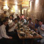 スラバヤで日本人駐在員が集まる飲み会「痛風友の会」に行ってみたよ!