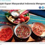 サンバル|豊富な種類とレシピをもつインドネシアの辛味調味料の歴史