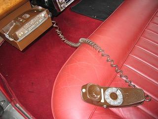 ベントレーS1電話