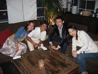 レストラン・カシータ 集合写真