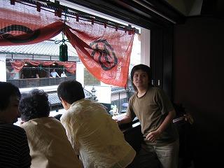 祇園祭 山鉾巡行 すっかり釘付けの皆さん