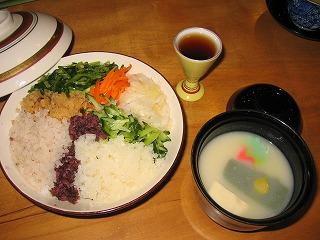 一番のおすすめ、京漬物丼