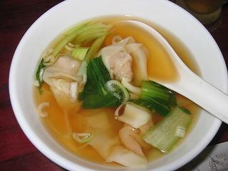 馬さんの店・龍仙 スープ