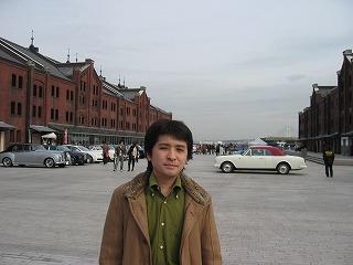 ロールス・ロイス&ベントレーDAY2006 横浜赤レンガ倉庫