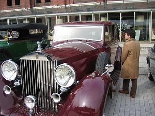 1946年製のロールス・ロイス