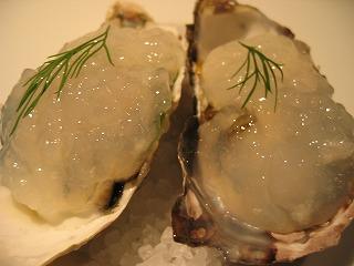 絶妙な味付けにびっくりの牡蠣