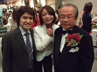 糸山さんと我々夫婦