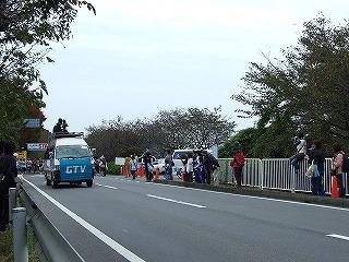 ぐんま県民マラソン 10キロマラソン、スタート風景(その1)