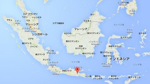東南アジアから見たマラン(Malang)