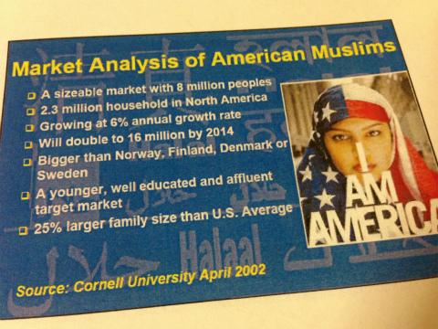 アメリカンムスリムについての概要