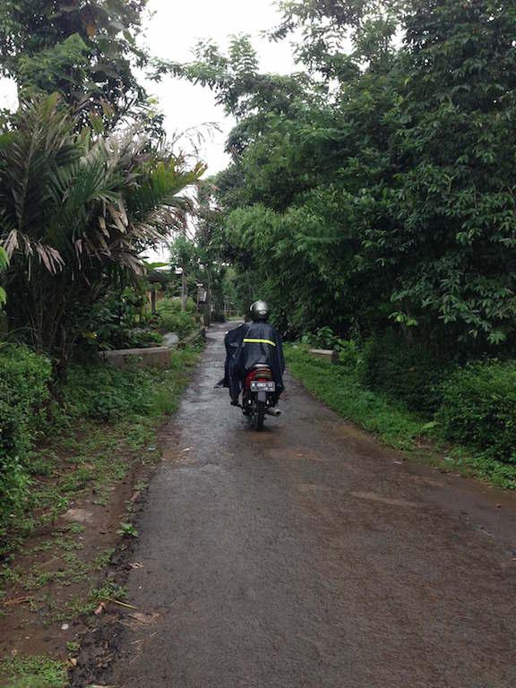 インドネシア:東ジャワ、タジナン(Tajinan)でトレイルラン&ウォーキング