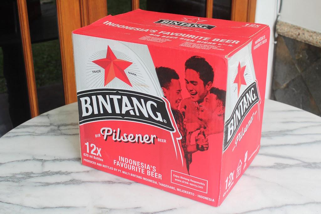 ビンタンビール 1ケース