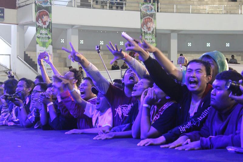 インドネシア:東ジャワのマランの大学が開催する日本祭「Daisuki Japan」