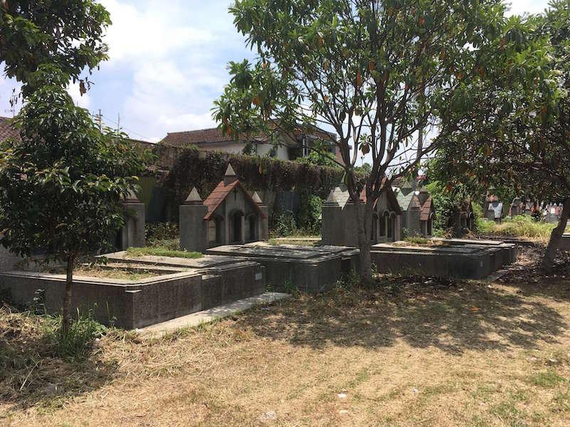 東ジャワ・マランにある「日本人慰霊碑」