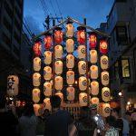 京都・祇園祭に行ってきた|メイン本祭の前夜の「宵山」を見学!