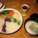 京漬物味わい処「西利」京都駅で漬物三昧のお食事をいただく至福!!
